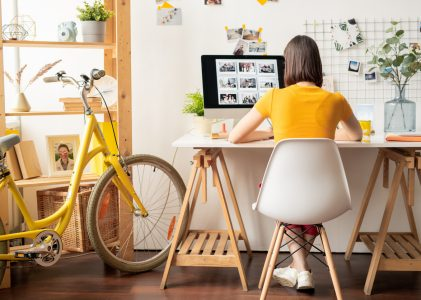 Six Ways Working from Home Can Work For You
